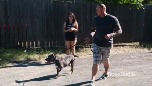 MT EP JP the Dog Guy Mariah and Capone Still