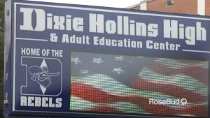 Dixie Hollins High School alumnus Sevell Brown says it is time to change the school's name.