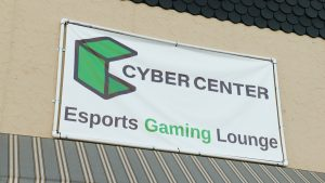 Cyber Center E Sports Gaming Lounge