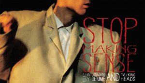 Stop Making Sense by Talking Heads
