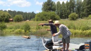 williamson river fly fishing
