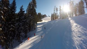 Mount Ashland Ski Area Lift