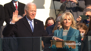 Biden Sworn In As President