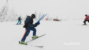 Mt Ashland high School Skiing