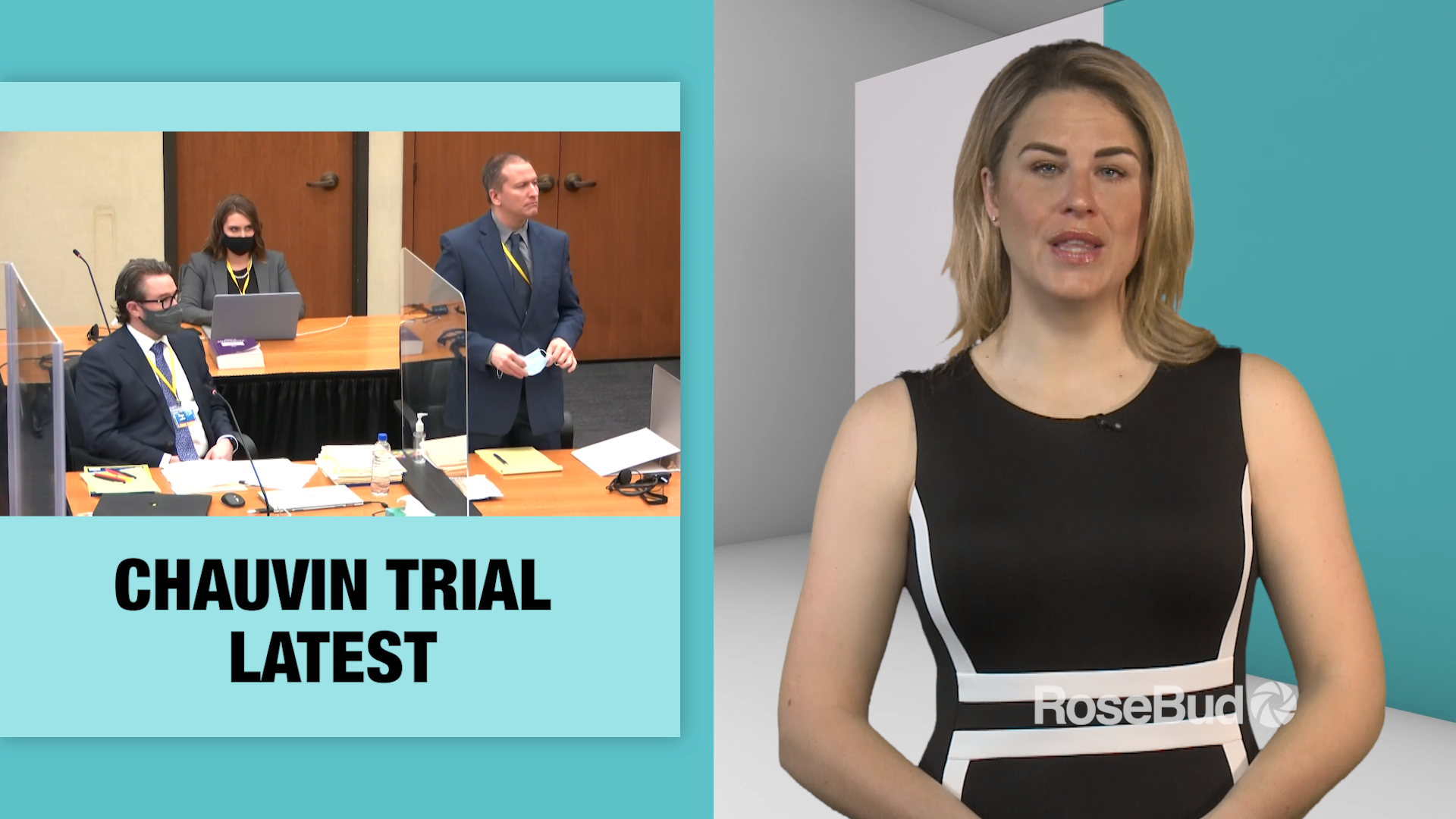 Chauvin Trial Latest