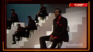 The Temptations Just My Imagination Running Away With Me on The Ed Sullivan Show Still