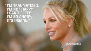 Britney Speaks Out