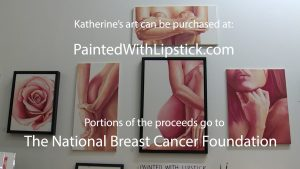 RB Artist Honors Breast Cancer Victims jpeg